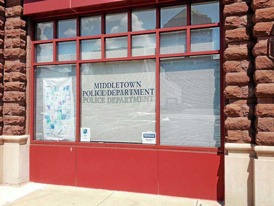 Cassandra Day - The Middletown Press Middletown police Photo: File Photo