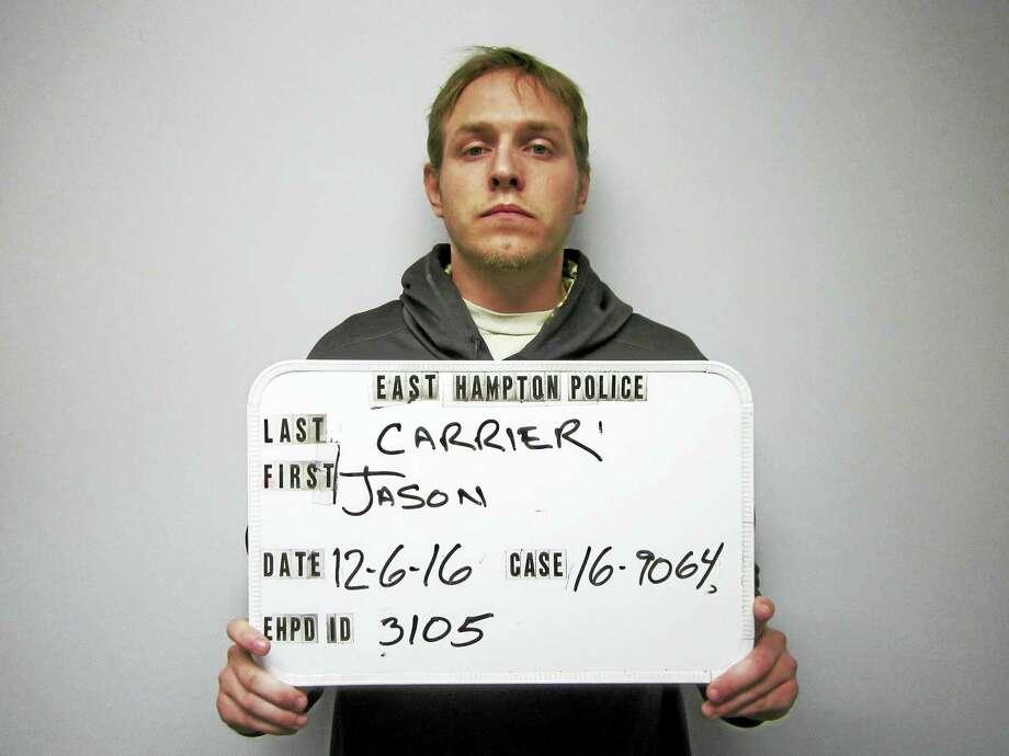 Jason Carrier Photo: Courtesy East Hampton Police