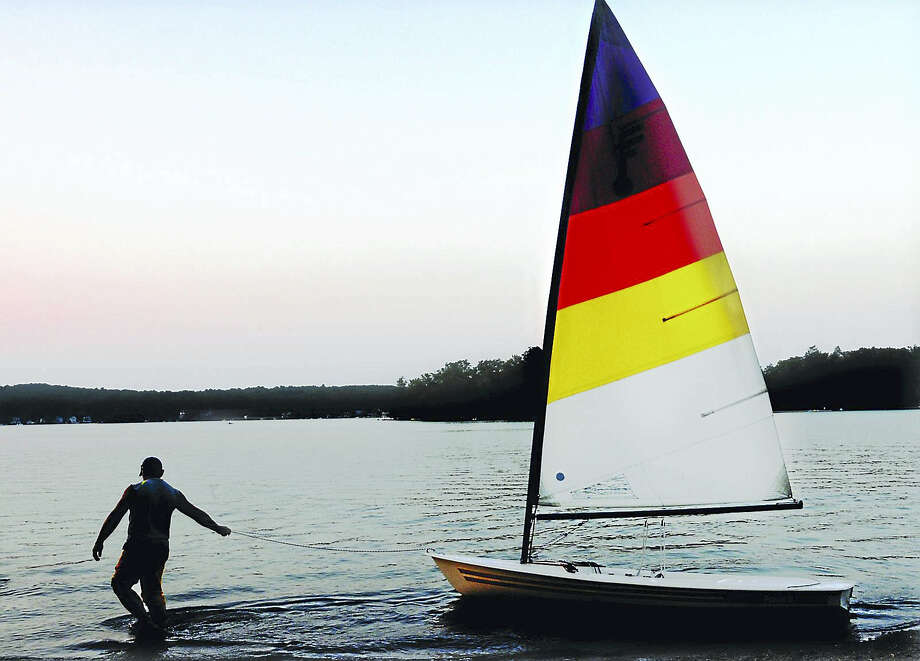 Lake Pocotopaug in East Hampton is the largest freshwater lake in the state. Photo: File Photo  / TheMiddletownPress