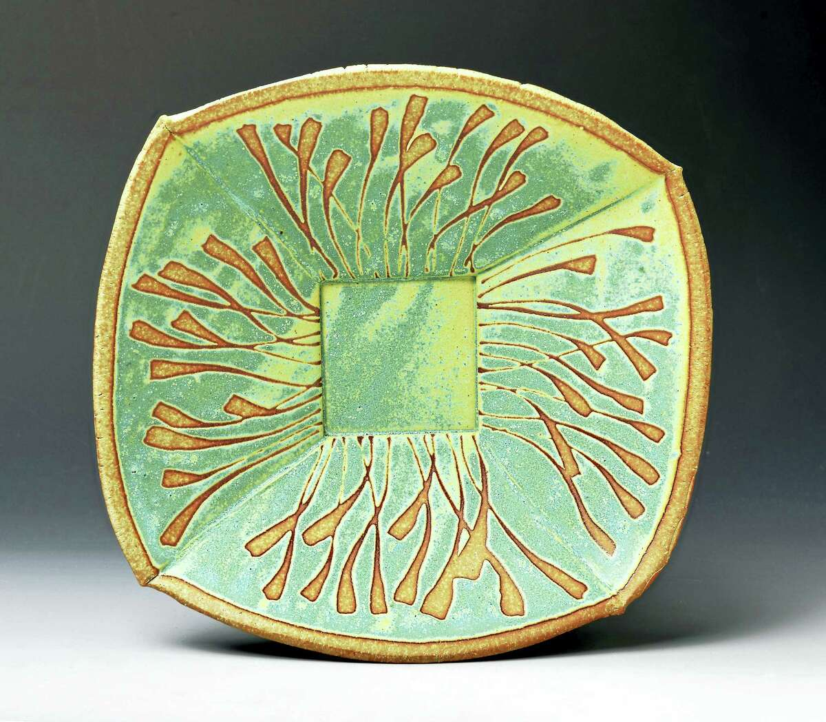 Contributed photoPasta bowl by Hayne Bayless, Wesleyan Potters.
