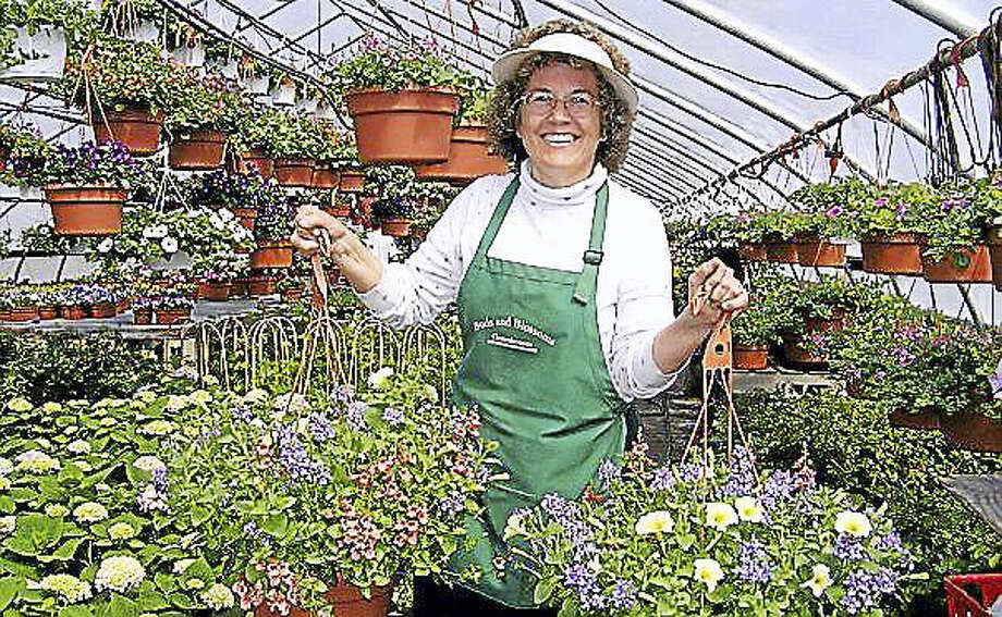 Eddinger was an avid gardener. Photo: Courtesy Photo