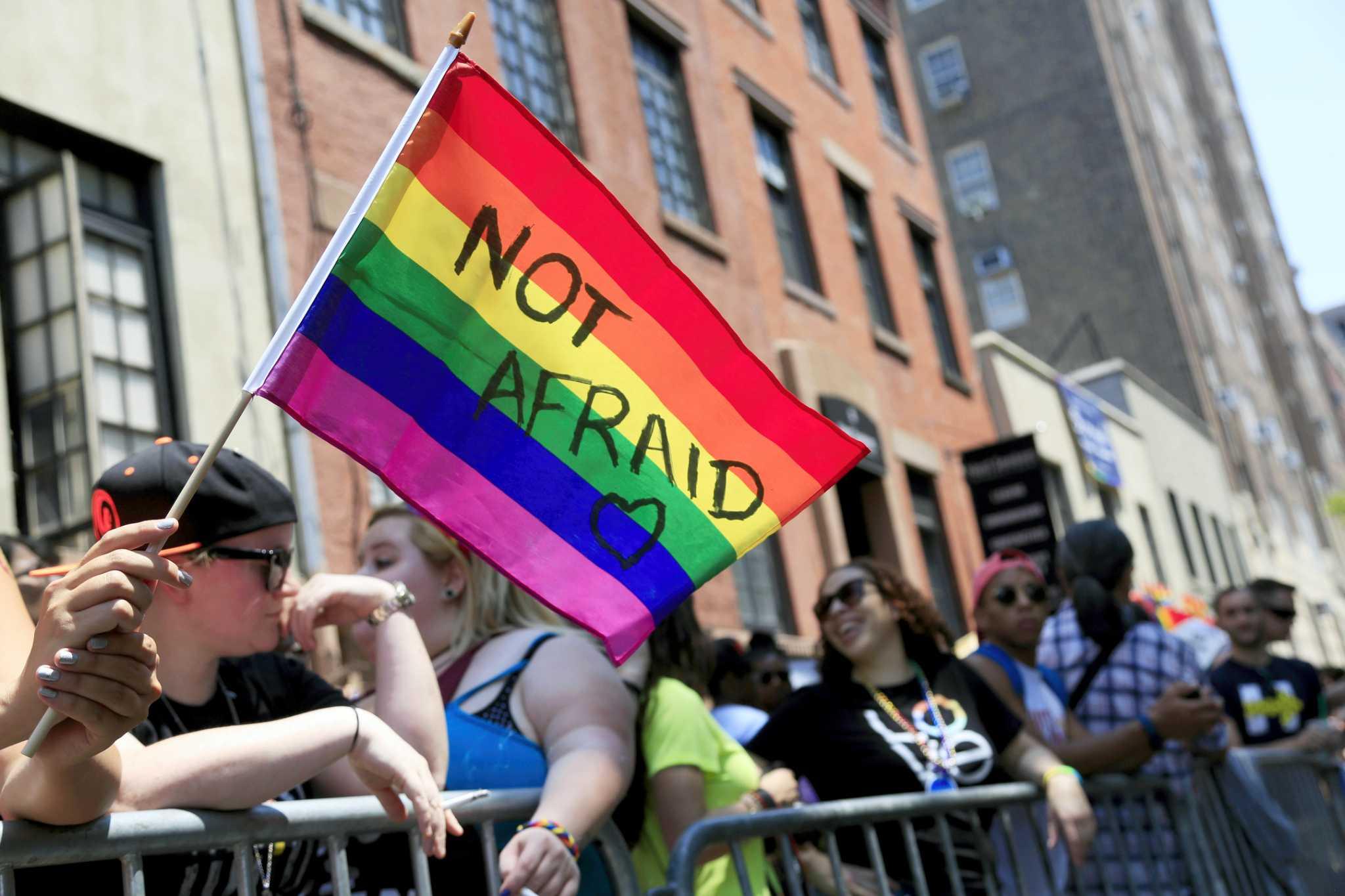 Views of homosexuality around the world