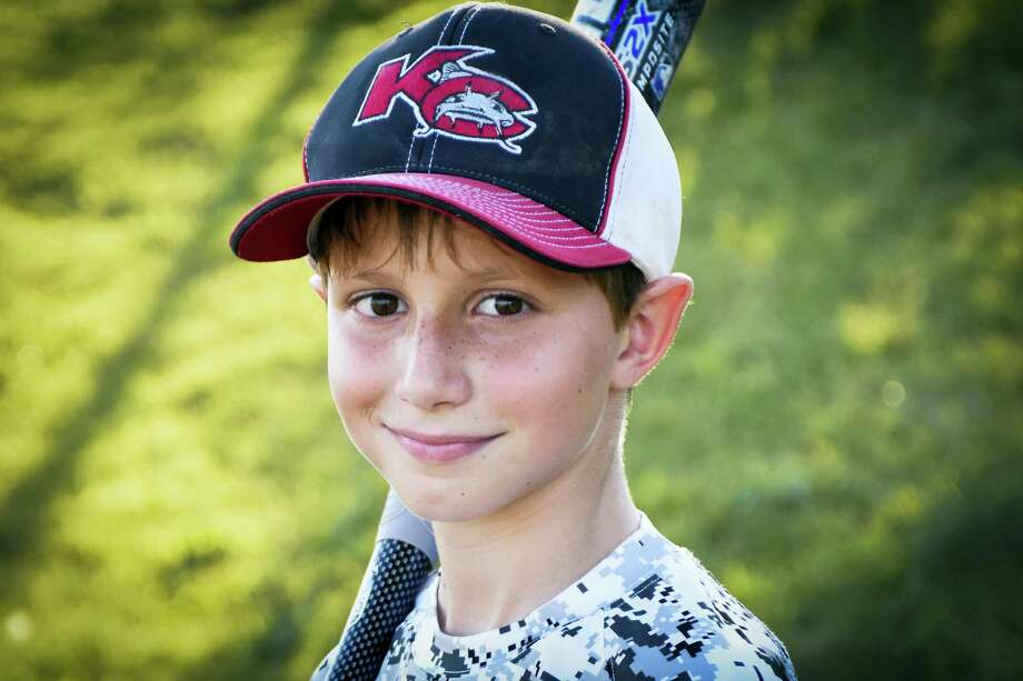 This June 2016 photo provided by David Strickland shows Caleb Thomas Schwab, the son of Scott Schwab, a Kansas state lawmaker from Olathe. Caleb died Sunday, Aug. 7, 2016 while riding the Verruckt, a water slide that's billed as the world's largest, at the Schlitterbahn Waterpark in Kansas City, Kan. Photo: David Strickland Via AP  / David Strickland