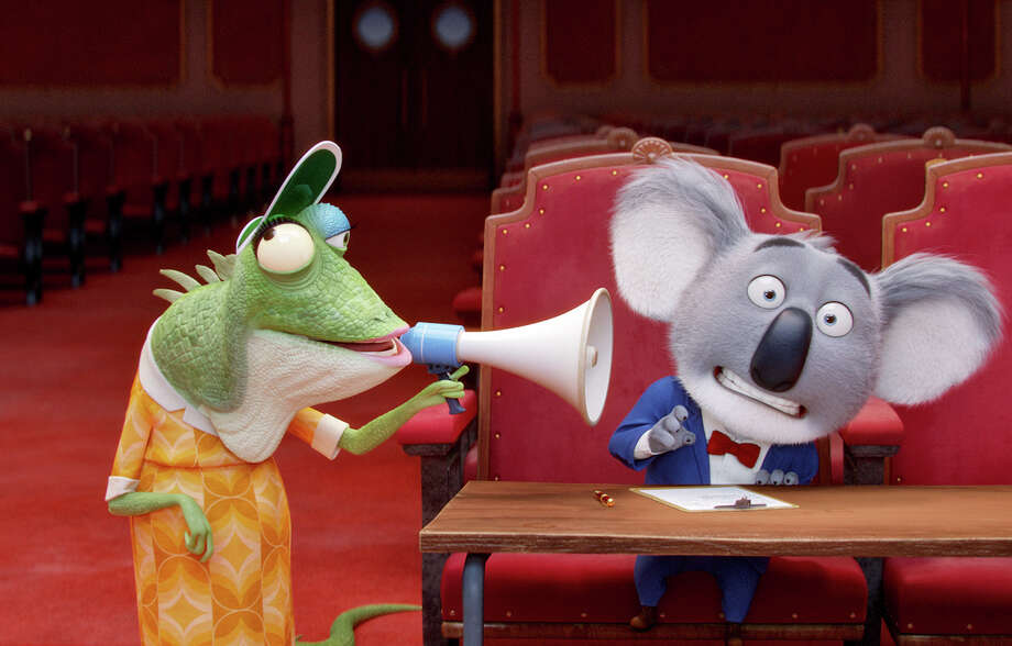 """""""Sing."""" (Image courtely of Illumination Entertainment-Universal Pictures) Photo: Universal Pictures / Copyright: © 2016 Universal Studios. ALL RIGHTS RESERVED."""