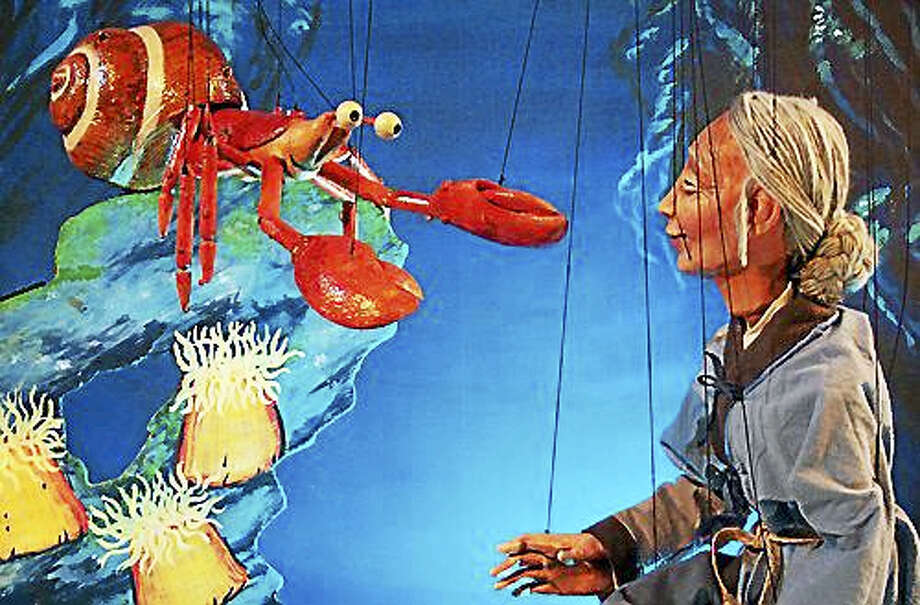 """Tanglewood Marionettes' """"The Dragon King."""" Photo: Contributed"""