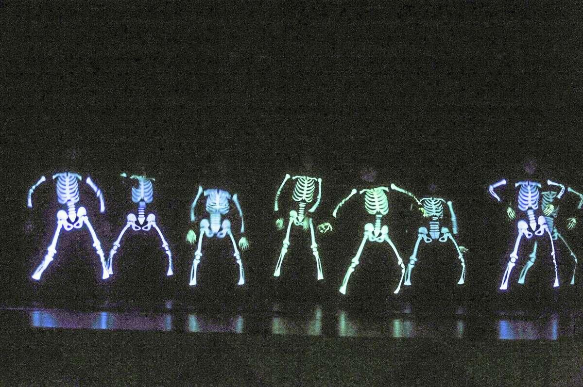 """The """"Dancing Bones"""" segment of """"Ballet Spooktacular."""""""