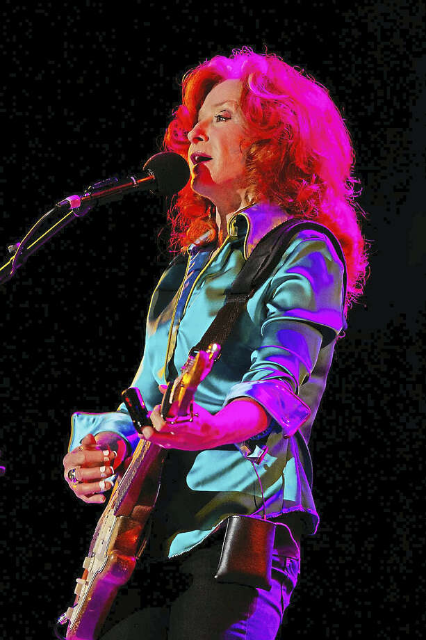 Photo by C. ElliottPhoto by Susan WeiandThe Oakdale Chevrolet Theater presents the Bonnie Raitt: Dig In Deep Tour on Friday, Aug. 10. Photo: Journal Register Co.