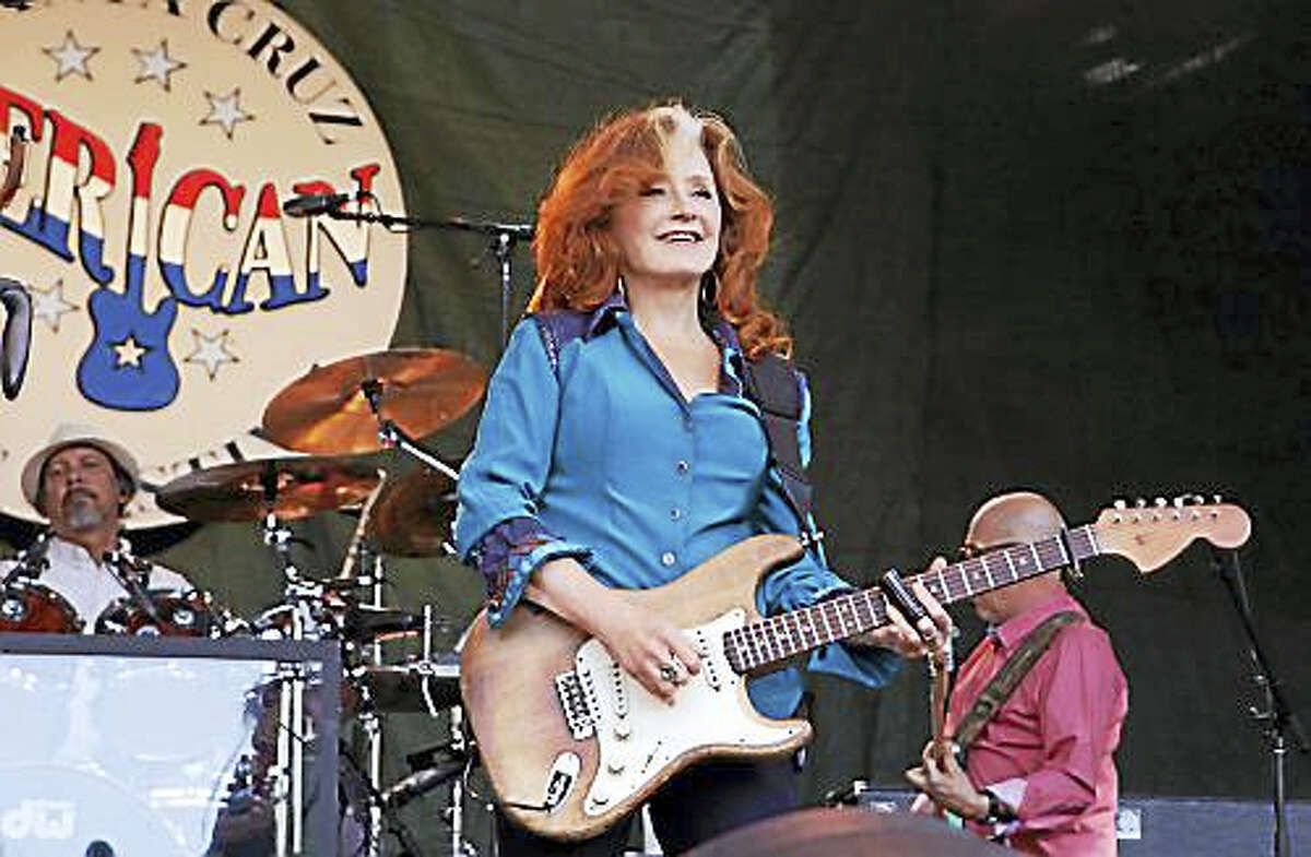 Photo by Susan WeiandThe Oakdale Chevrolet Theater presents the Bonnie Raitt: Dig In Deep Tour on Friday, Aug. 10.