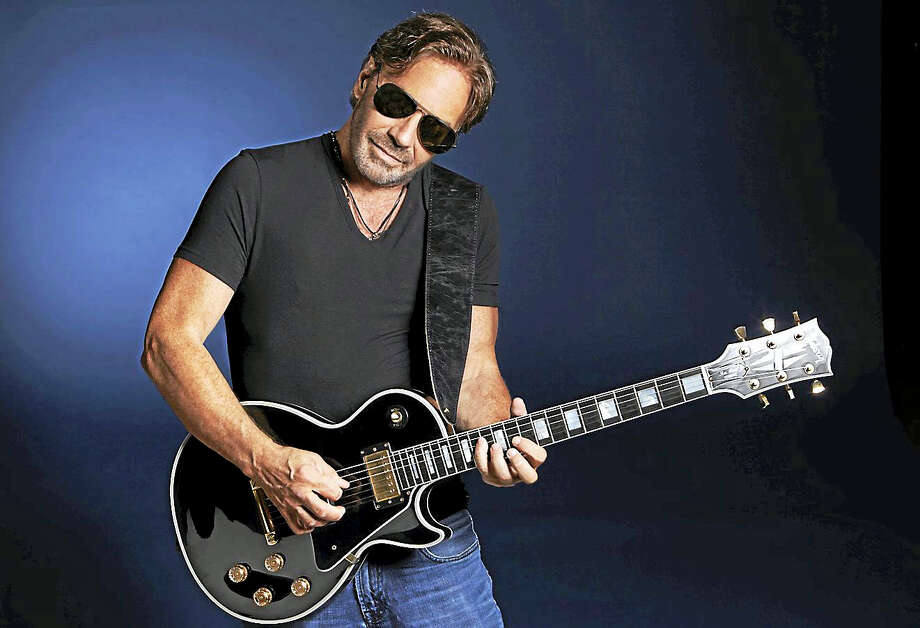 Contributed photo - Al Di MeolaGuitarist Al Di Meola is bringing his incredible band of musicians to Infinity Music Hall in Hartford on Saturday, Aug. 27. Photo: Journal Register Co.