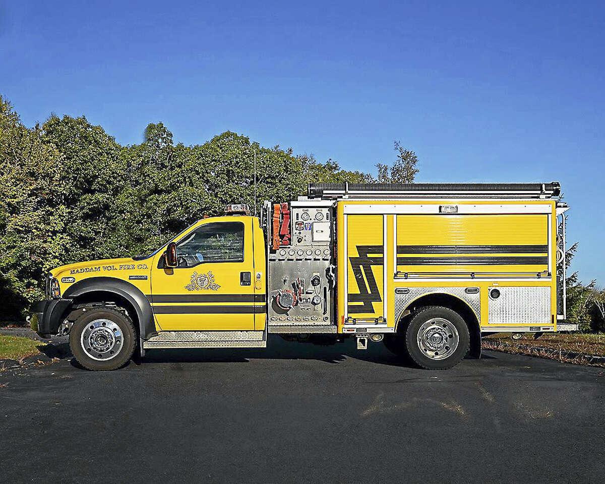 Haddam fire engine