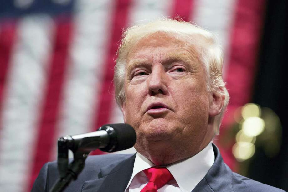Republican presidential candidate Donald Trump Photo: THE ASSOCIATED PRESS  / Copyright 2016 The Associated Press. All rights reserved.