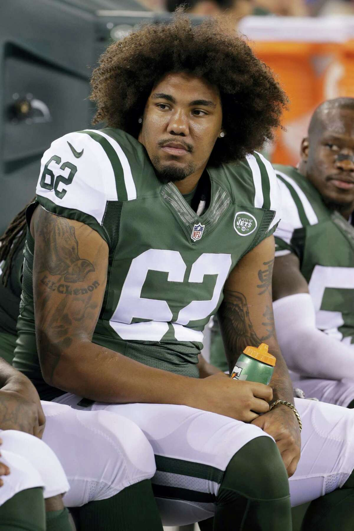 New York Jets defensive tackle Leonard Williams is trying to be proactive this season when taking care of his body.