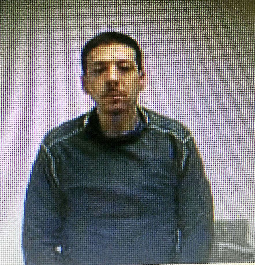 Police say Joshua Giddings robbed the Liberty Bank branch in the Tylerville section of Haddam on March 28. Photo: Courtesy Photo