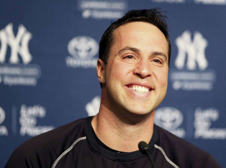 Mark Teixeira announced his plans to retire at the end of the season at a press conference on Friday. Photo: Seth Wenig — The Associated Press  / Copyright 2016 The Associated Press. All rights reserved. This material may not be published, broadcast, rewritten or redistribu