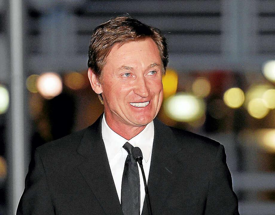 Hockey Hall of Fame Wayne Gretzky. Photo: The Associated Press File Photo  / AP