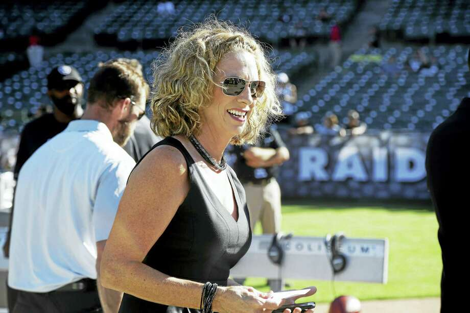 Beth Mowins. Photo: The Associated Press File Photo  / AP