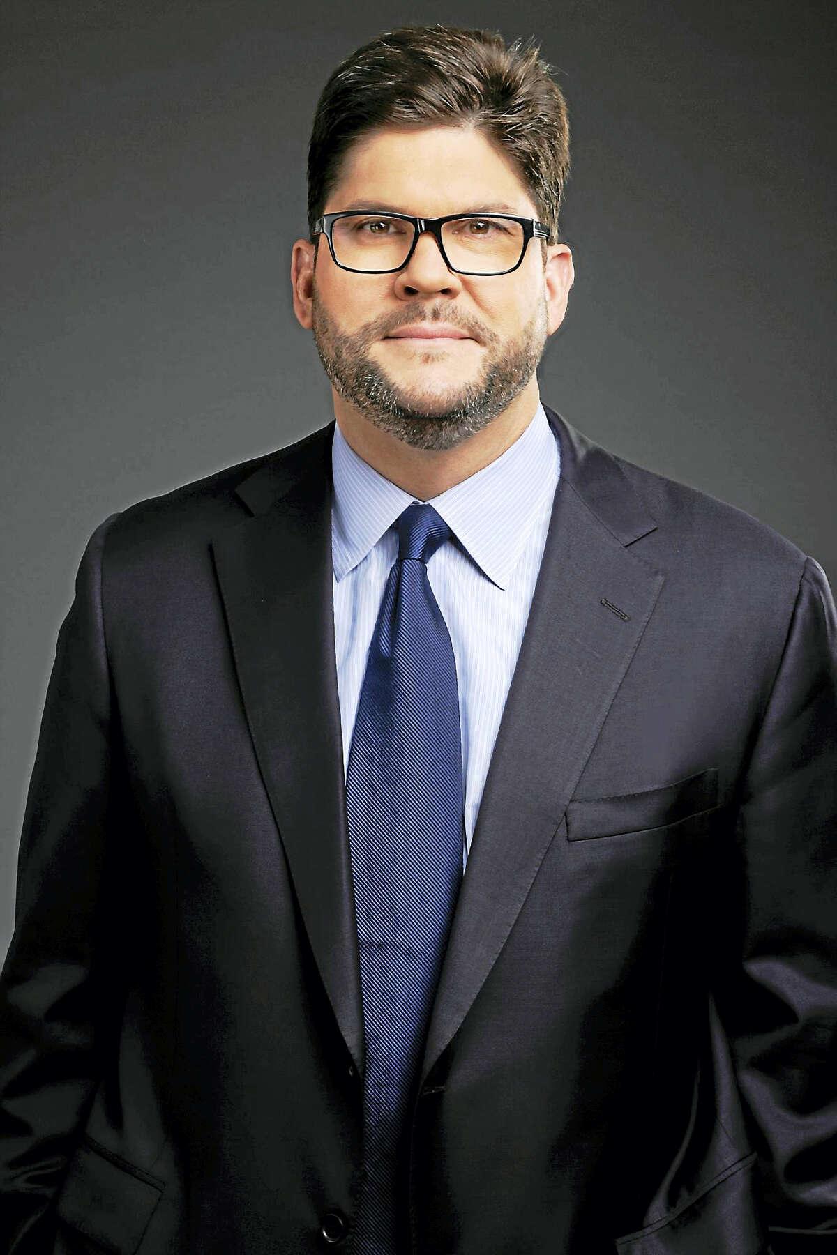 Branford-raised Jim Bell, executive producer of NBC Olympics.