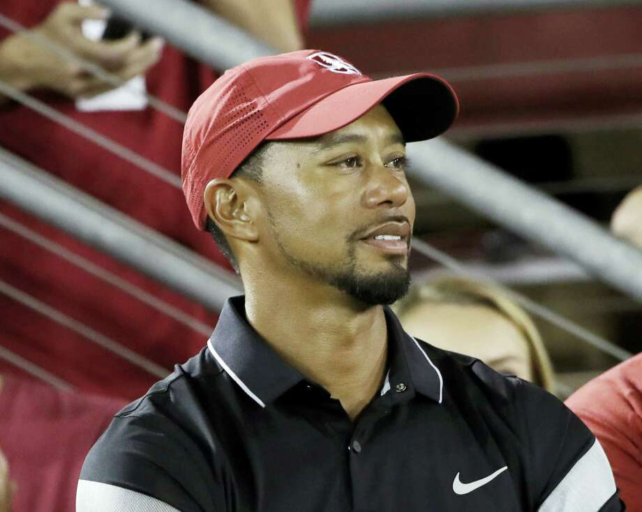 Tiger Woods is pulling out of the Safeway Open. Photo: The Associated Press File  / Copyright 2016 The Associated Press. All rights reserved.