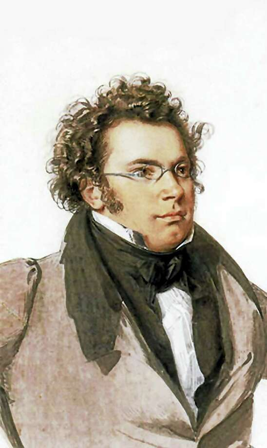Franz Schubert, who died before his 32nd birthday. Photo: Contributed