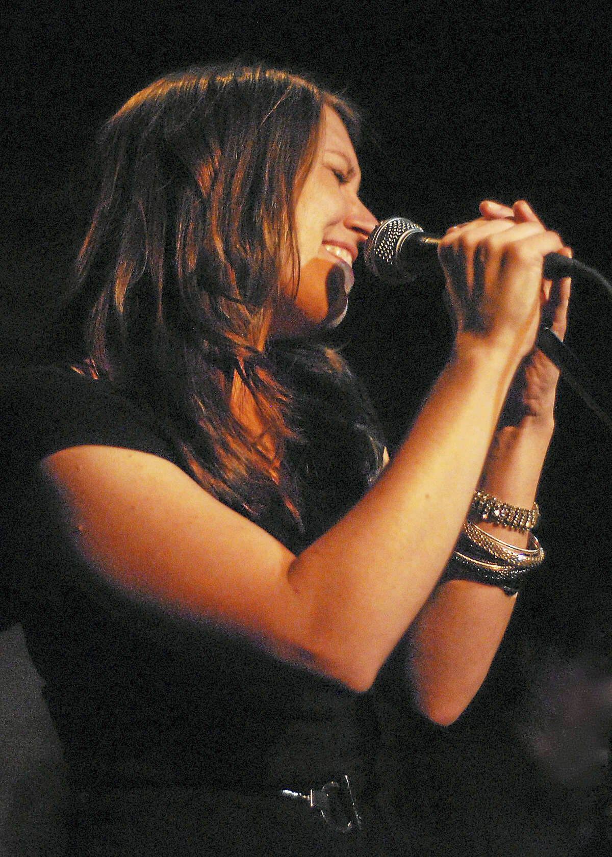 """Contributed photo HYPERLINK """"http://www.neaae.com""""New England Arts & Entertainment presents vocalist Keri Johnsrud in the fourth show of the Summer Jazz Series at the Palace Theater Poli Club on Friday Aug. 5 at 8 p.m."""