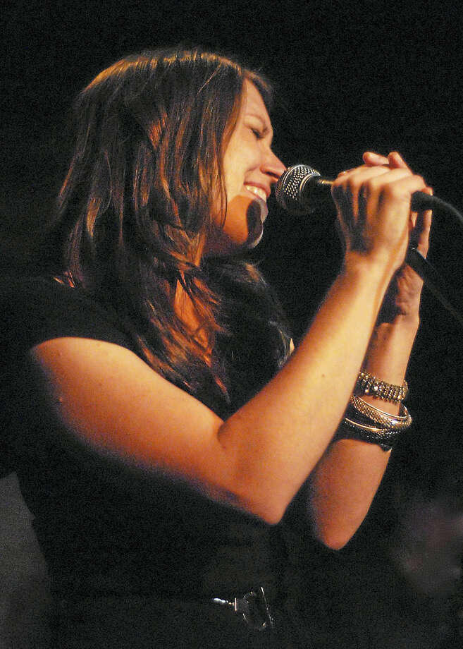"Contributed photo HYPERLINK ""http://www.neaae.com""New England Arts & Entertainment presents vocalist Keri Johnsrud in the fourth show of the Summer Jazz Series at the Palace Theater Poli Club on Friday Aug. 5 at 8 p.m. Photo: Journal Register Co."