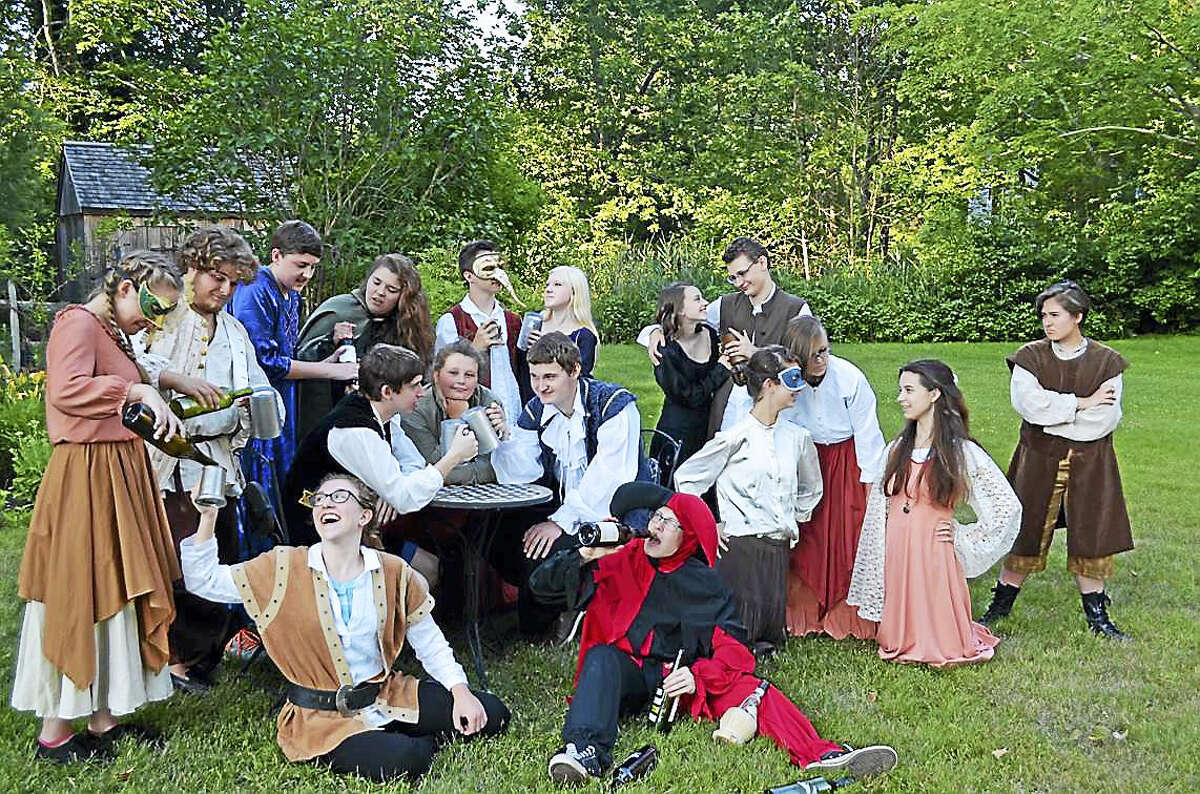 Photos by Kidz Konnection Staff The Shoreline Arts Collective will present The Merchant of Venice in Clinton, Aug. 13-14.