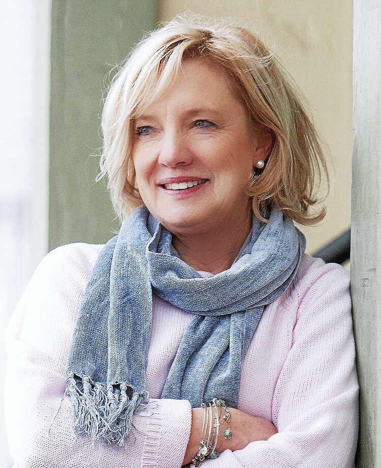 Guilford author Maddie Dawson, pen name of Sandi Kahn Shelton. Photo: Peter Casolino — Register File Photo