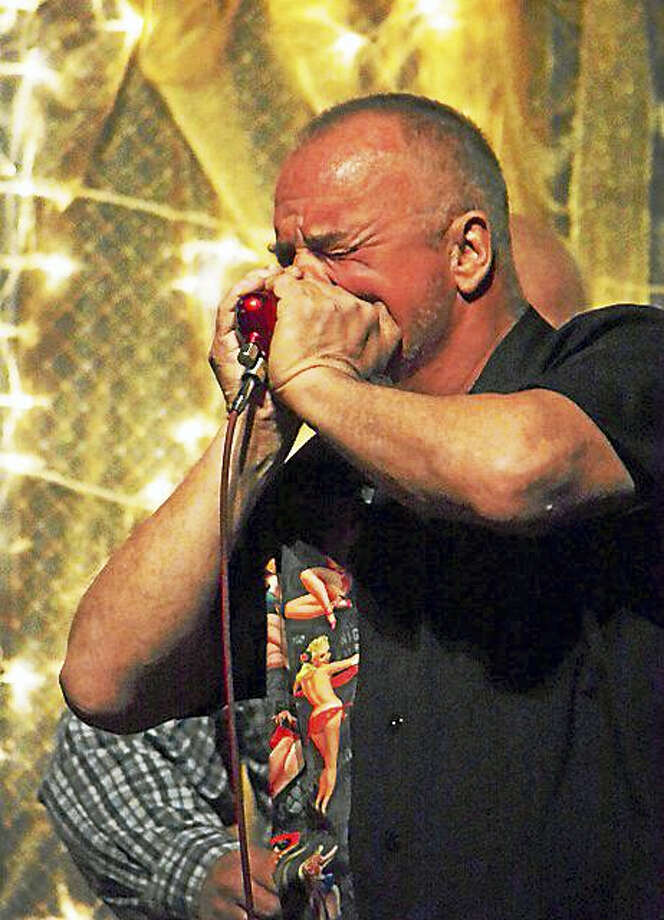 Photo by Dom ForcellaMike Crandall Band will be at the Stafford Springs Blues Festival. Photo: Journal Register Co.