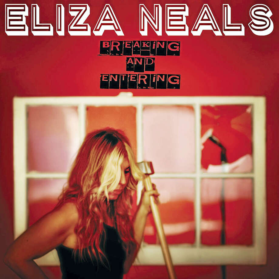 Contributed art A poster for Eliza Neals. Photo: Journal Register Co.