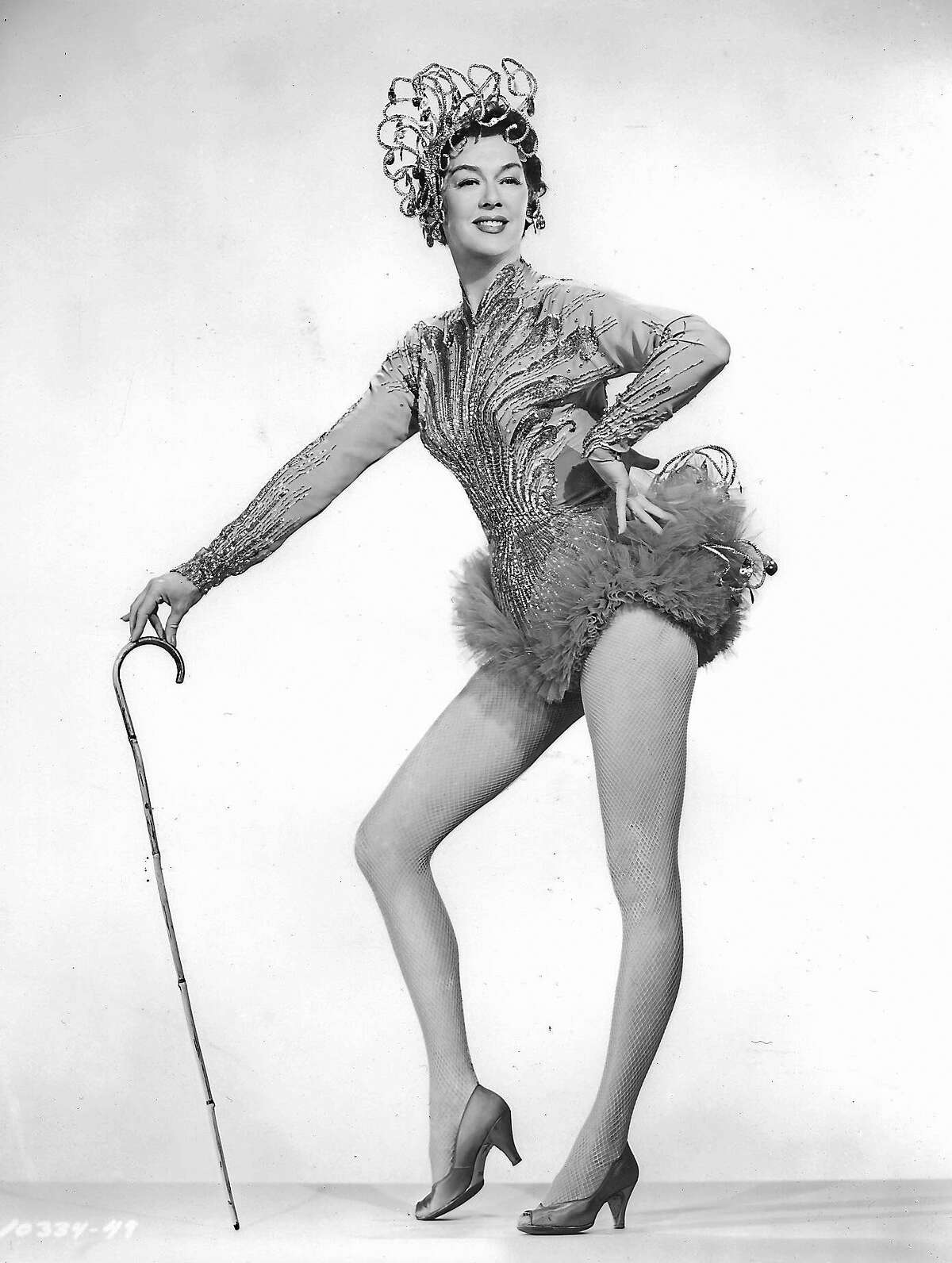 Contributed photoA program on the amazing career of Rosalind Russell will be held at the Mattatuck Museum on June 8.