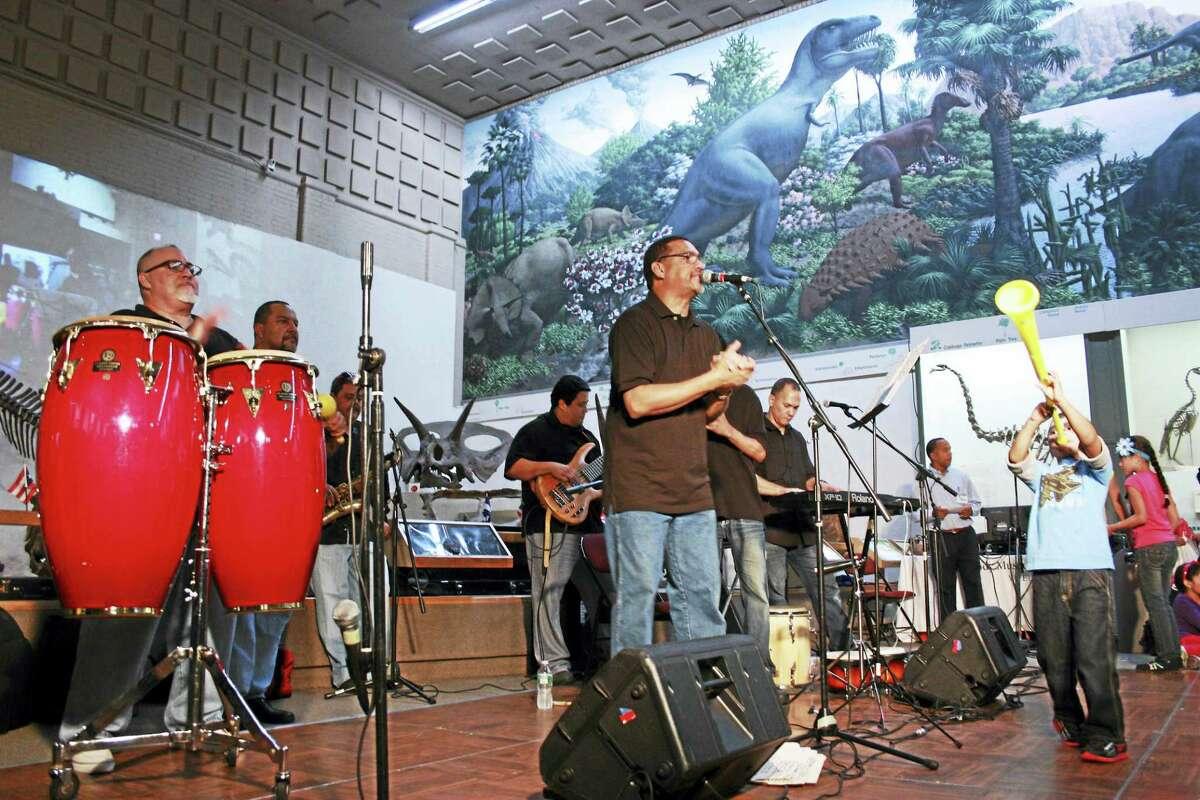 Carlos y su Momento Musical at last year's Fiesta Latina.