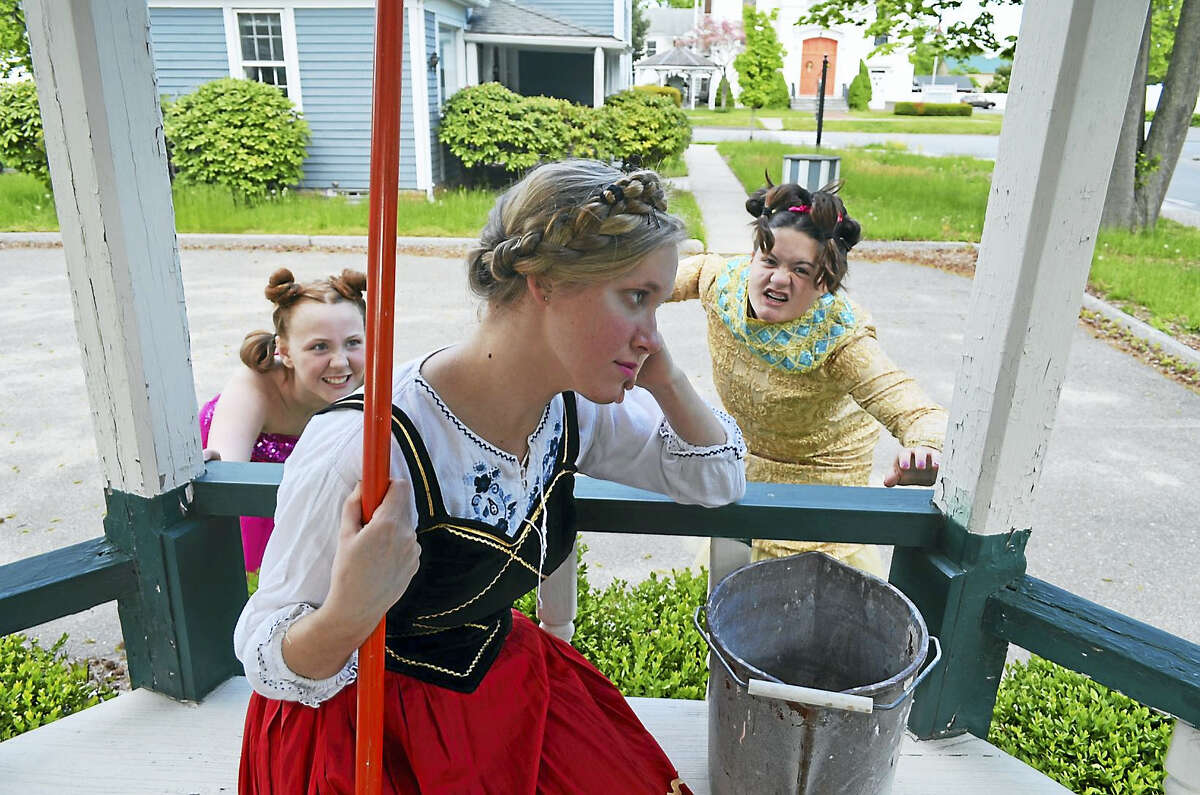 """Contributed photosKidz Konnection presents """"Cinderella"""" at Clinton Town Hall this weekend for two shows on Saturday, June 4."""