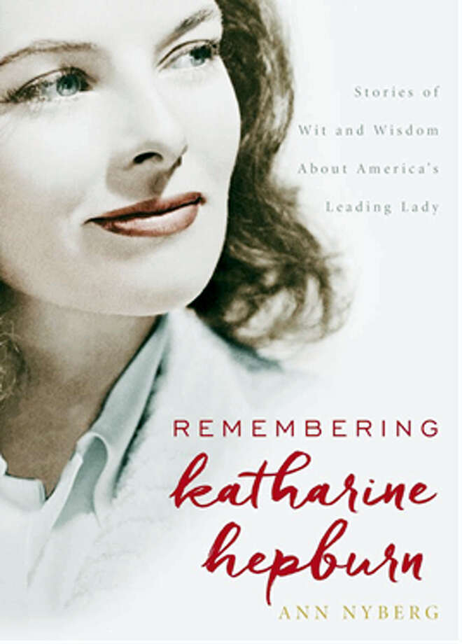 Contributed photoAnn Nyberg will discuss her new book, Remembering Katharine Hepburn, at the Katharine Hepburn Performing Arts Center in October. Photo: Journal Register Co.