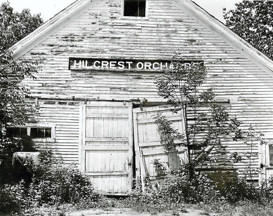 Contributed photoHillcrest Orchards, a photograph by Nancy Albert. Photo: Journal Register Co.