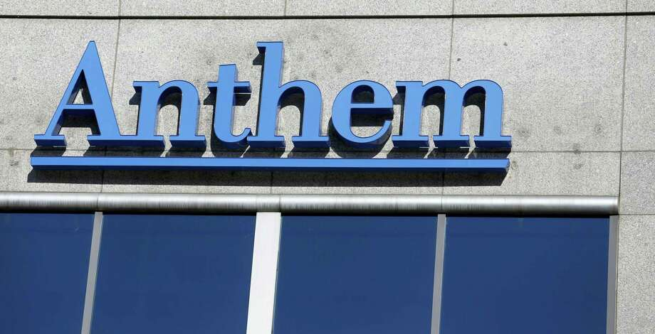 Anthem logo at the corporate headquarters in Indianapolis. Photo: Michael Conroy — AP File Photo  / AP
