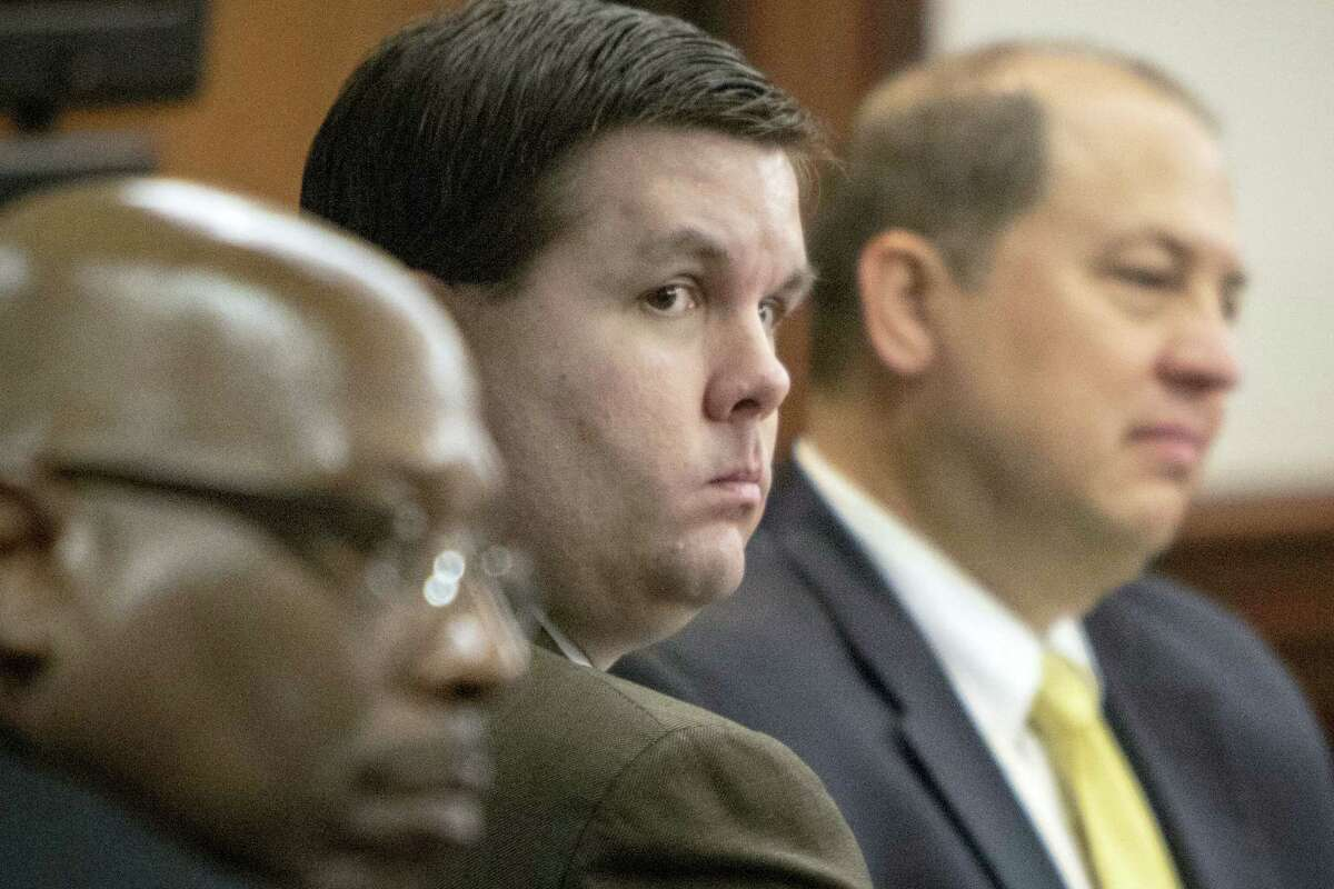 Justin Ross Harris listens to jury selection during his murder trial at the Glynn County Courthouse in Brunswick, Ga., Monday, Oct. 3, 2016. Harris charged with murder after his toddler son died two years ago while left in the back of a hot SUV.