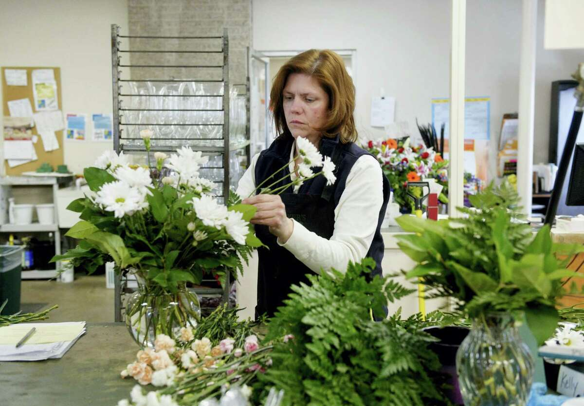 Florists often need extra help during holiday seasons and might be hiring part-time employees to fill this need.