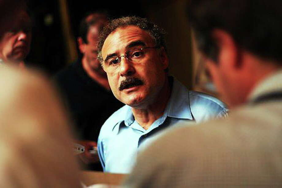 Sal Luciano, executive director of AFSCME Council 4, two years ago after SEBAC negotiations. Photo: Christine Stuart — CT NewsJunkie File Photo