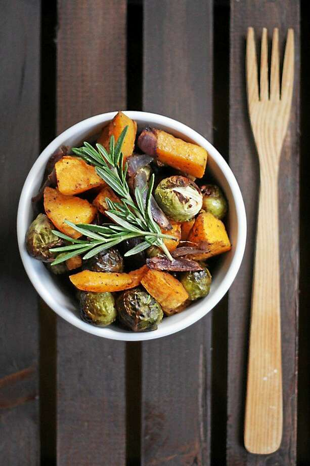 It's Only Natural Restaurant of Middletown offers this recipe for Roasted Autumn Vegetables. Photo: Courtesy Photo