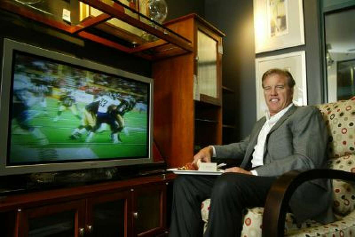 John Elway was a multi-sport star in high school and college, a Super Bowl MVP in the NFL, a successful business owner after his career and now a winning team executive.