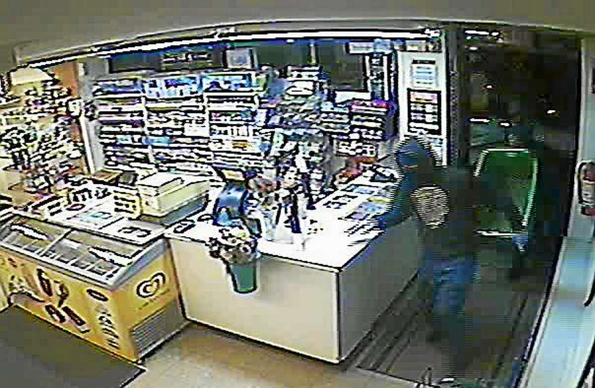 Courtesy Middletown police Mmart burglary on Newfield Street in Middletown