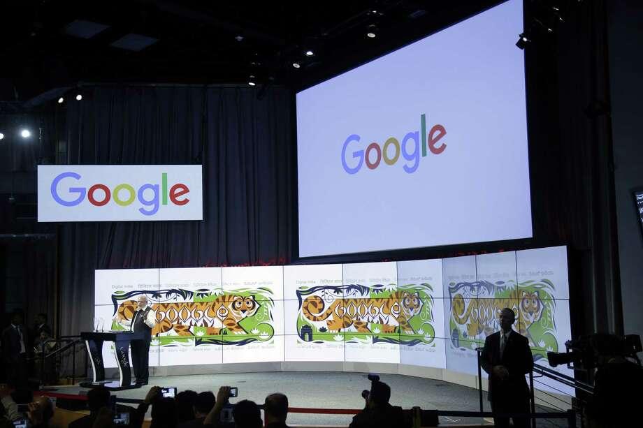 Google headquarters in Mountain View, Calif. Photo: AP Photo  / AP