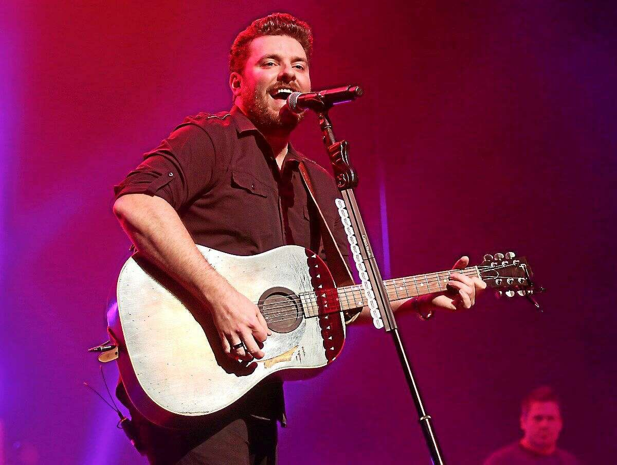 Photo by John Atashian County music star Chris Young is shown performing on stage at the Foxwoods Resort & Casino in Mashantucket on Friday Jan. 23, during his co-headling concert with musician Lee Brice. In 2006, Chris was the winner of the television program ìNashville Starî, a singing competition which aired on the USA Network. After winning, he was signed to RCA Records Nashville, releasing his self titled debut album that same year. It produced two hit singles, ìDrinkiní Me Lonelyî and ìYouíre Gonna Love Me.î Chris is on a U.S. tour in support of his latest album ìA.M.,î which includes three new singles ìAw Naw,î ìWho Am I With You,î and ìLonely Eyes.î To view the complete lineup of upcoming concerts and comedy shows coming to Foxwoods, visit www.foxwoods.com.