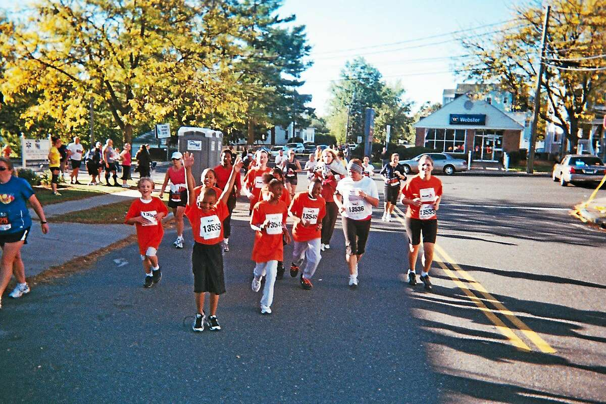 Students and teachers will participate in the upcoming Hartford Marathon for the seventh year.