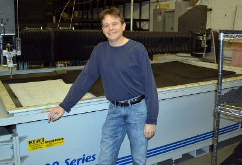 Steve Holand, owner of Carry Cases Plus, is a manufacturer and distributor of carrying cases for tools and other equipment in Paterson, N.J.