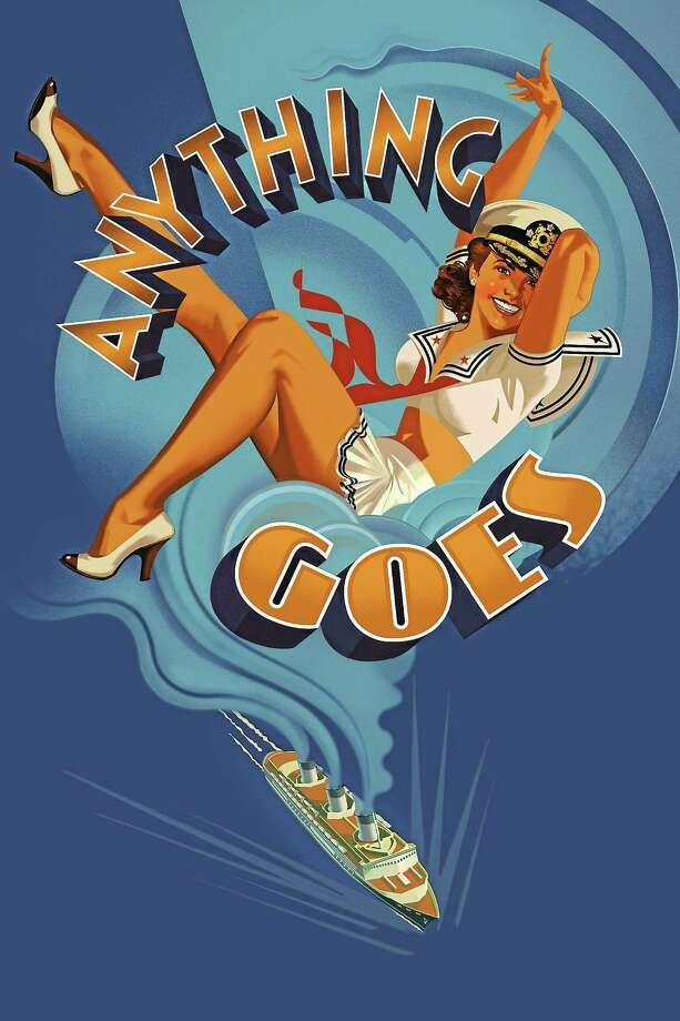 "Courtesy of www.thelittletheatre.org Cromwell High School will present the popular musical ""Anything Goes"" Feb. 20-21. Photo: Journal Register Co."