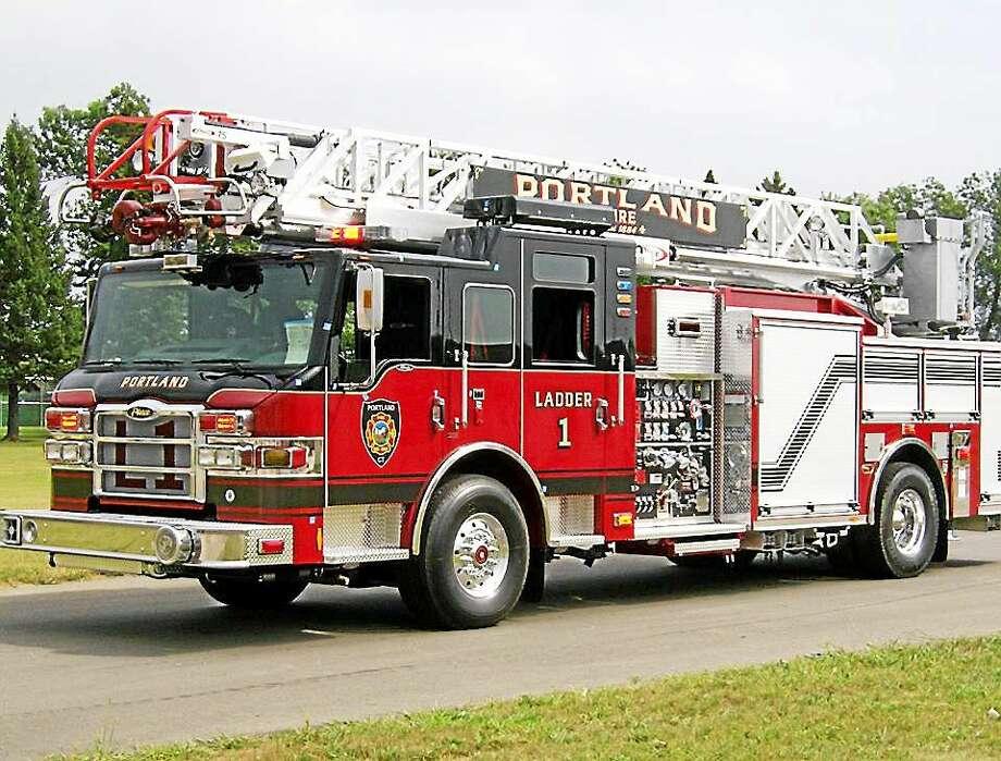 Courtesy Portland Fire Department Photo: File Photo