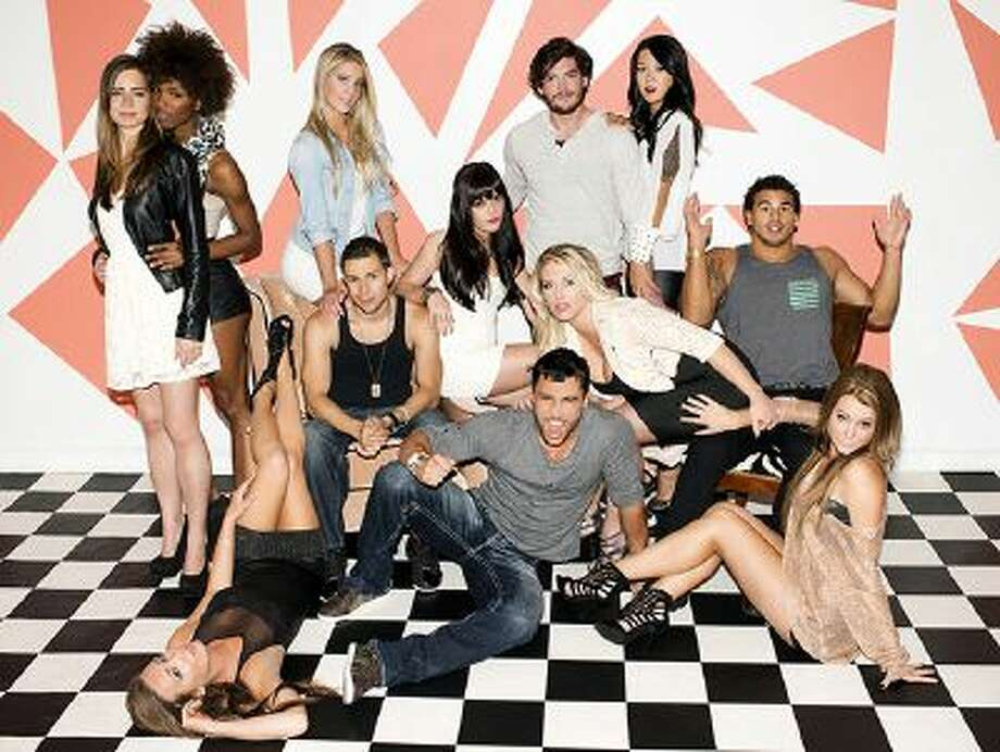 """MTV's """"Real World"""" is shaking things up when, for the first time in the franchise's history, exes are brought together to live under the same roof in """"Real World: Ex-Plosion"""" set to air in 2014."""