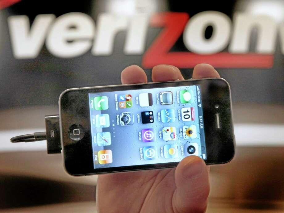 An undated file photo showing a cell phone. Photo: AP Photo  / AP