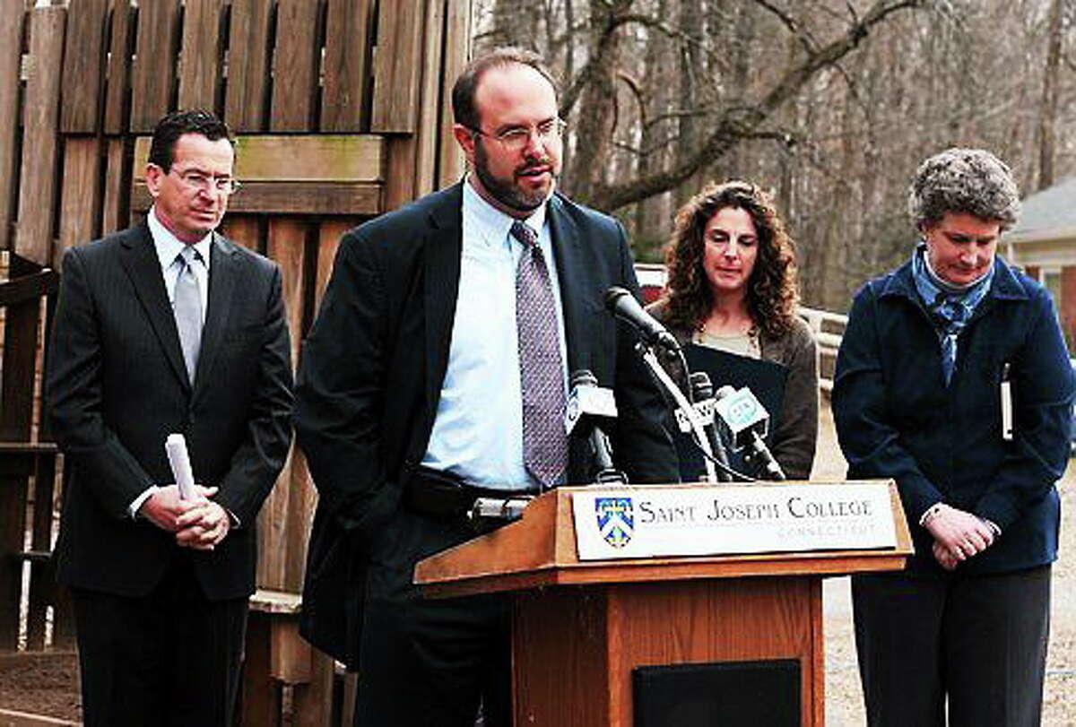Education Commissioner Stefan Pryor.